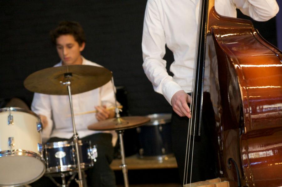 Jazz Band 4 - 900x598