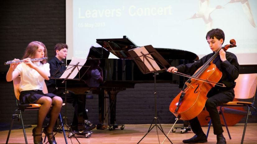 2013 – Summer / Leavers' Concert