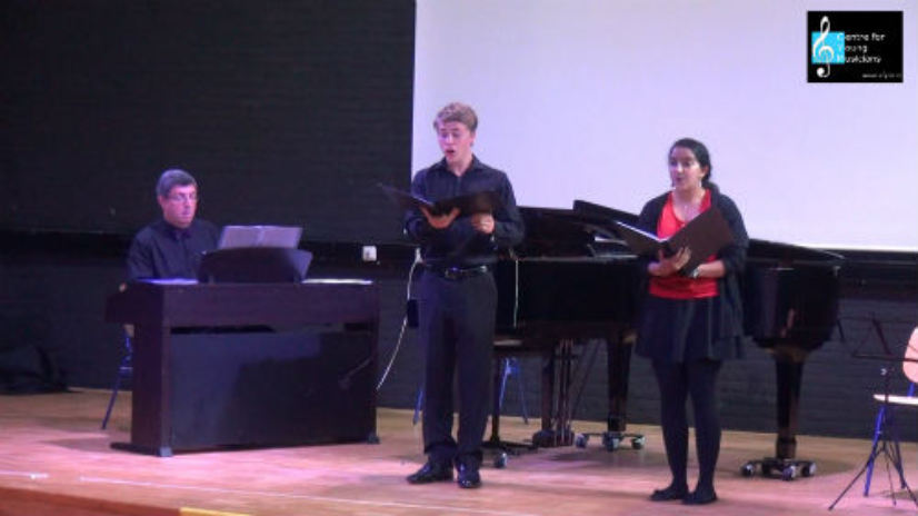 Senior Summer Solo Concert 2014 – 12Jul14