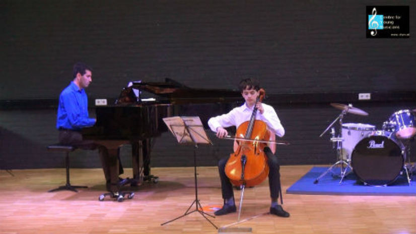 Junior Summer Solo Concert 2014 – 05Jul14